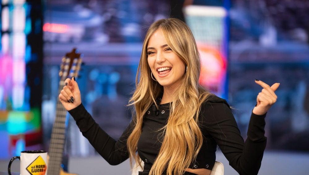 Ana Mena enamora cantando flamenco a capela con 'A tu vera' en 'El Hormiguero 3.0'