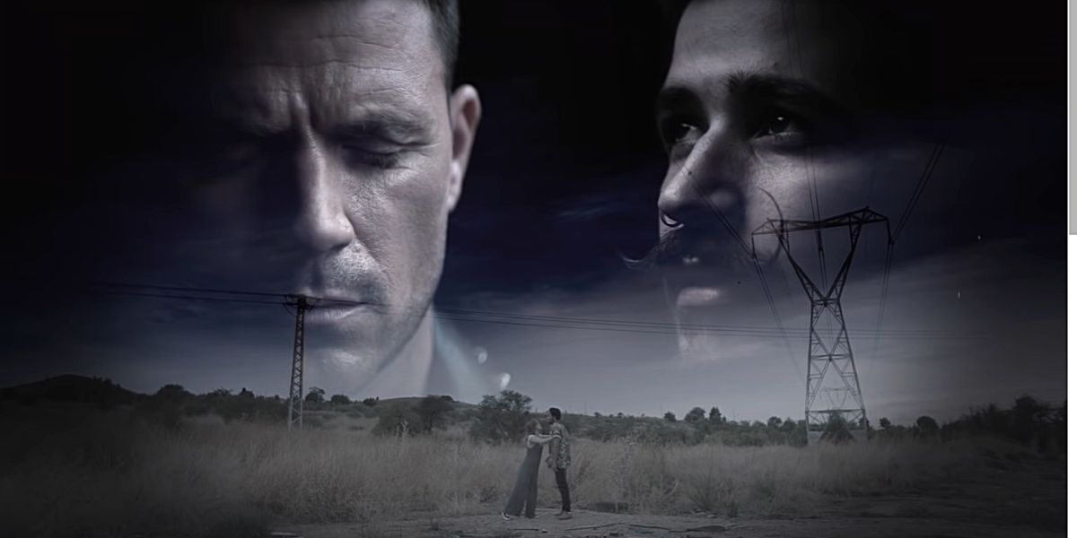 Dani Martín y Camilo en el vídeo 'Avioncito de papel'