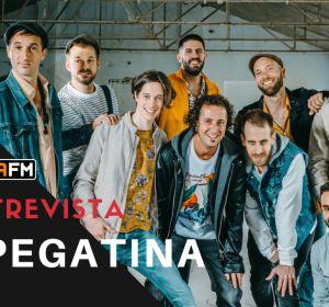 Entrevista a La Pegatina en Europa FM