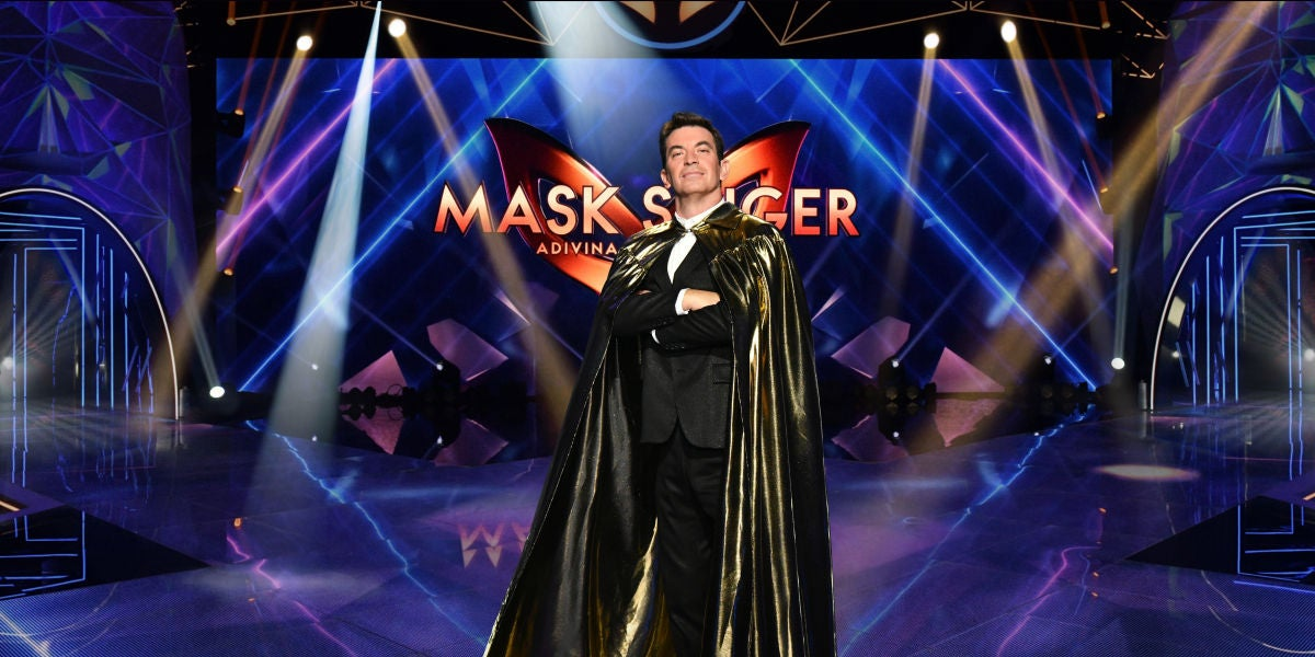 Arturo Valls, el maestro de ceremonias de 'Mask Singer: adivina quién canta'