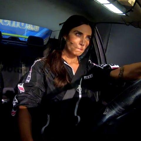 La hazaña más arriesgada de Pilar Rubio al volante