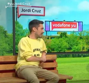 Jordi Cruz en 'yu'