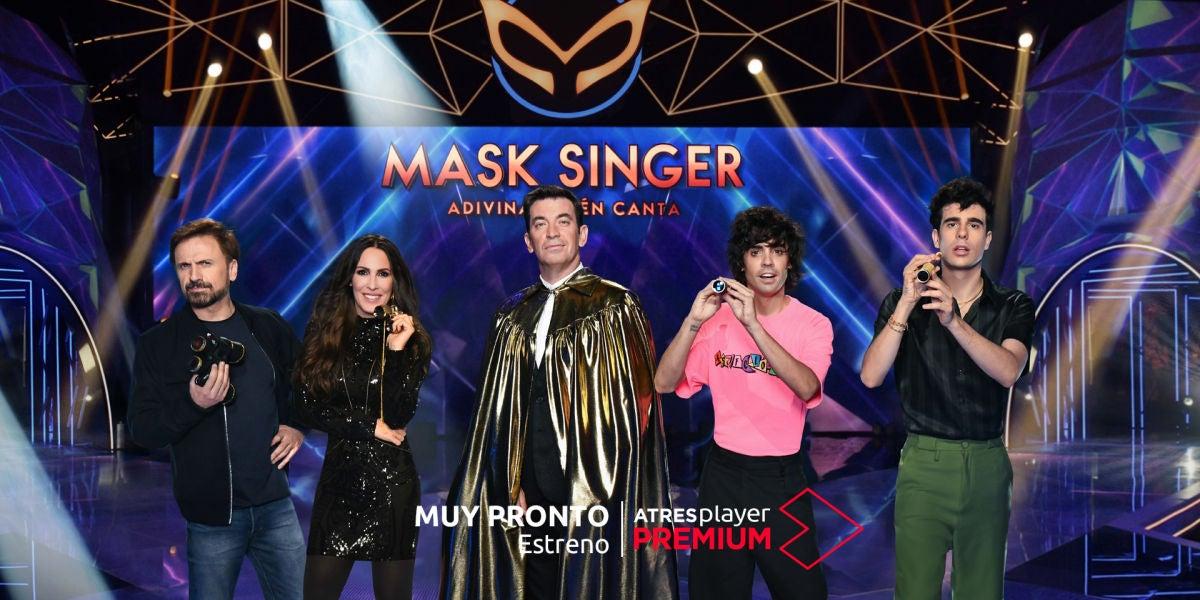 Mask Singer (sección) Investigadores