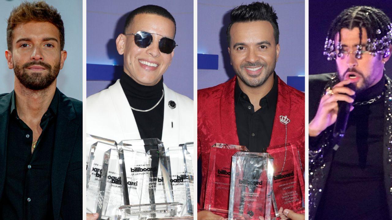 Bad Bunny Y Daddy Yankee Arrasan En Los Latin Billboards 2020 Europa Fm