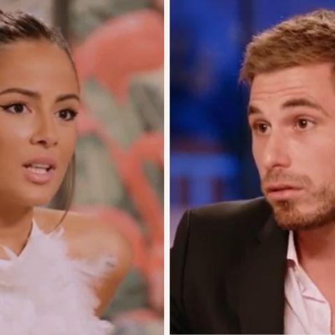 Melyssa y Tom se reencuentran 3 meses después
