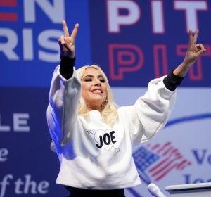 Elecciones EEUU 2020: Lady Gaga participa en el último acto de campaña de Joe Biden