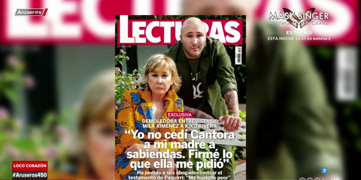 "La ""bofetada"" de Kiko Rivera a Isabel Pantoja"