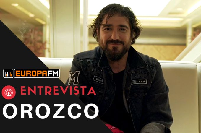 Entrevista a Orozco en Europa FM