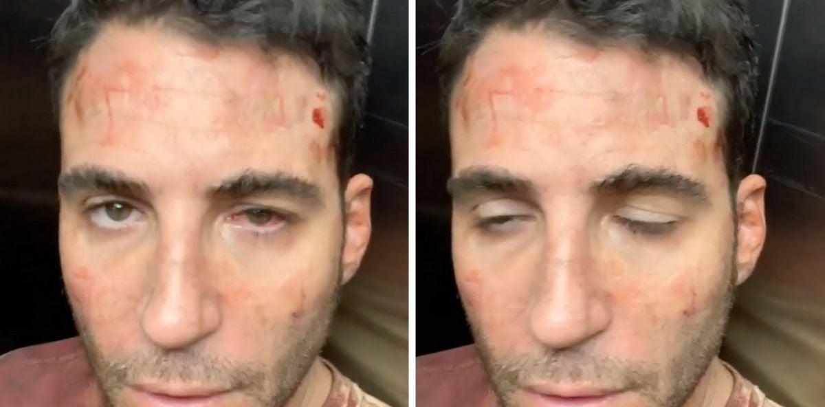 Miguel Ángel Silvestre en Instagram