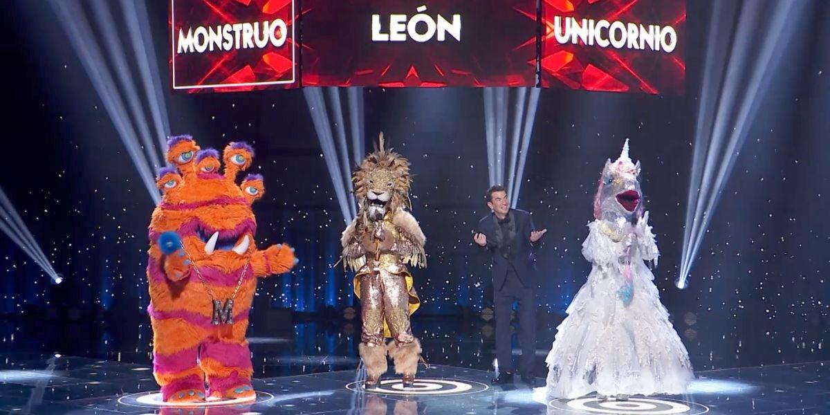 Rostros famoso se unen a la locura por adivinar quién está detrás de las máscaras en 'Mask Singer'