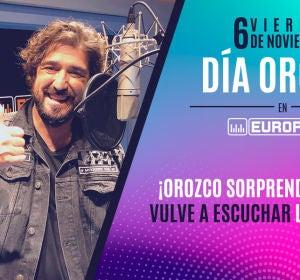 Orozco sorprende a Alba en el Día Orozco Europa FM