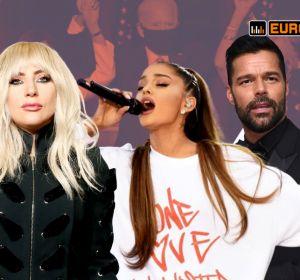 De Lady Gaga a Ricky Martin: Así celebran la victoria de Joe Biden en Estados Unidos