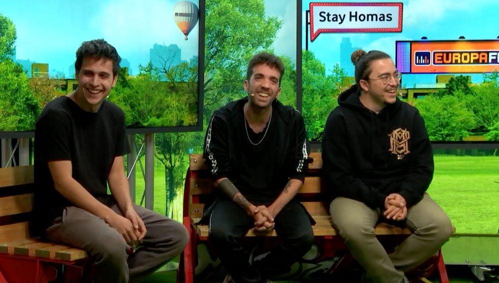Stay Homas en yu