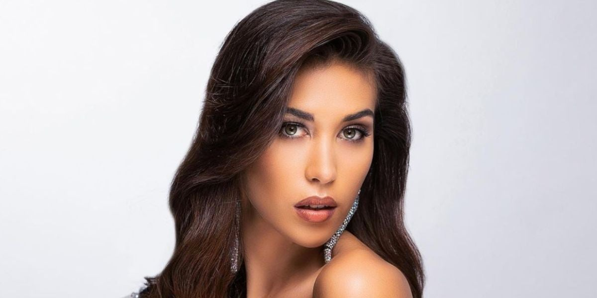 Andrea Martínez, la nueva Miss Universo España