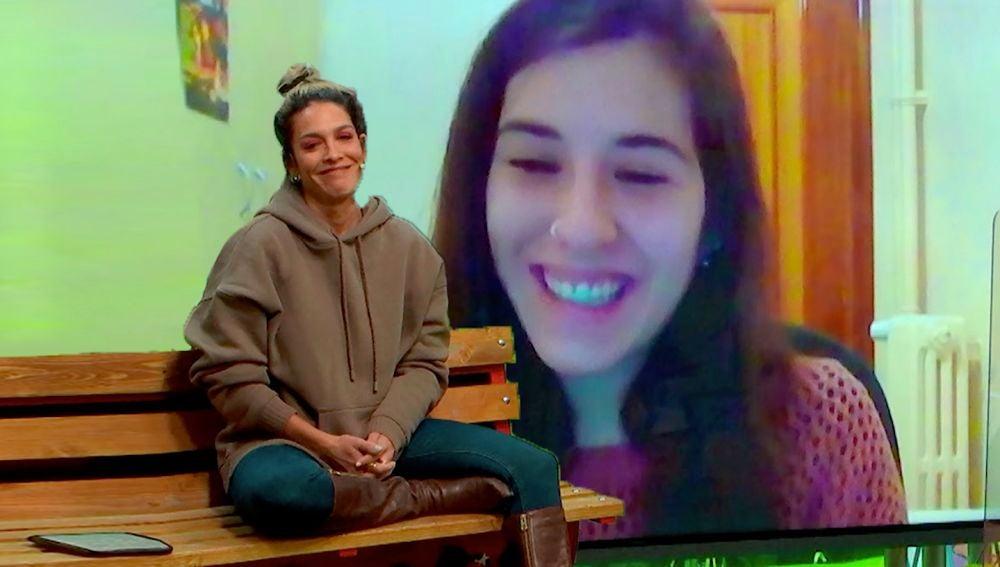 Lorena Castell y Patricia Alcázar