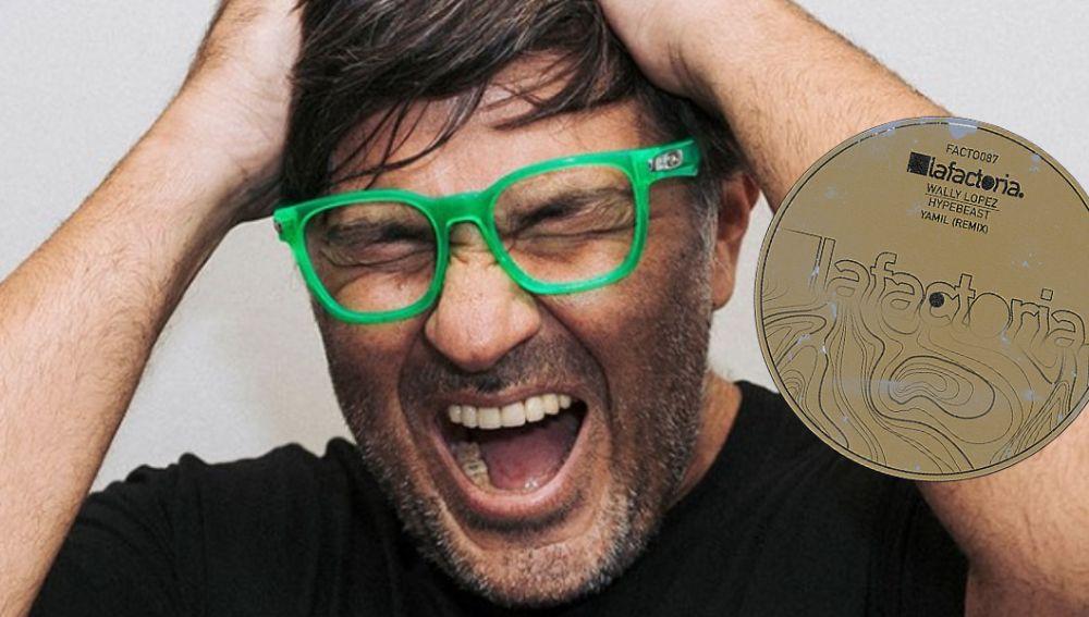 Wally Lopez presenta 'Hyperbeast remix'