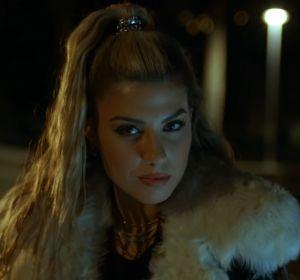Miriam Rodríguez en el videoclip de 'Dos Extraños En La Ciudad'