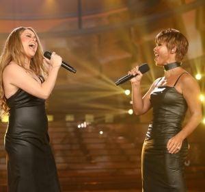 Cristina Ramos y Soraya Arnelas hacen magia con 'When you believe' como Mariah Carey y Whitney Houston