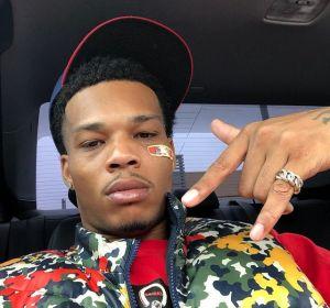 El rapero norteamericano Lil Yase