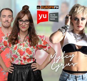 Miley Cyrus visita 'yu No te pierda nada'