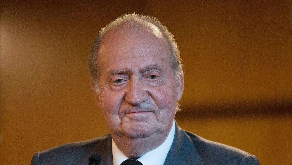 Imagen de archivo del rey emérito, Juan Carlos I