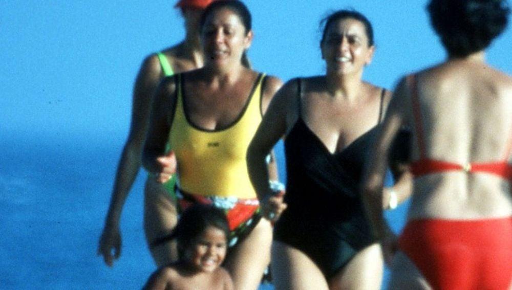 María del Monte, Isabel Pantoja e Isa Pi