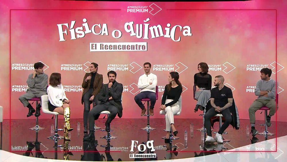 Rueda de prensa de 'FoQ: el reencuentro'