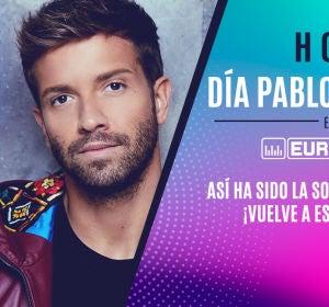 Pablo Alborán llama a Aashita en Europa FM