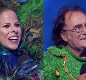 Mask Singer desenmascara en su semifinal a Albano como Girasol y a Pastora Soler como Pavo Real