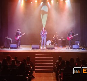 Carlos Sadness en el showcase exclusivo de Europa FM