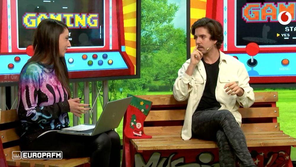 Roi Méndez y Maya Pixelskaya