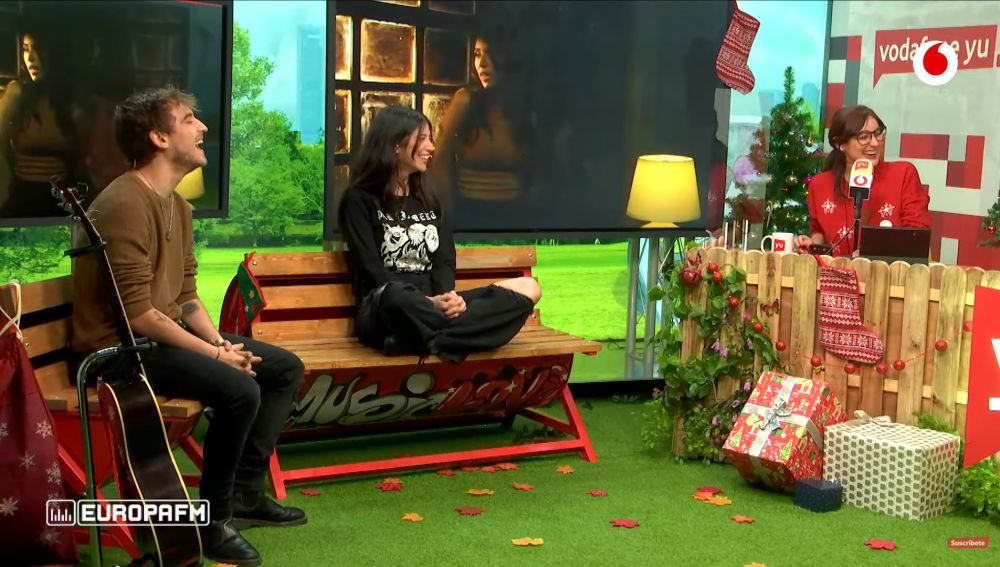 Manel Navarro, Bely Basarte y Ana Morgade en 'yu No te pierdas nada'