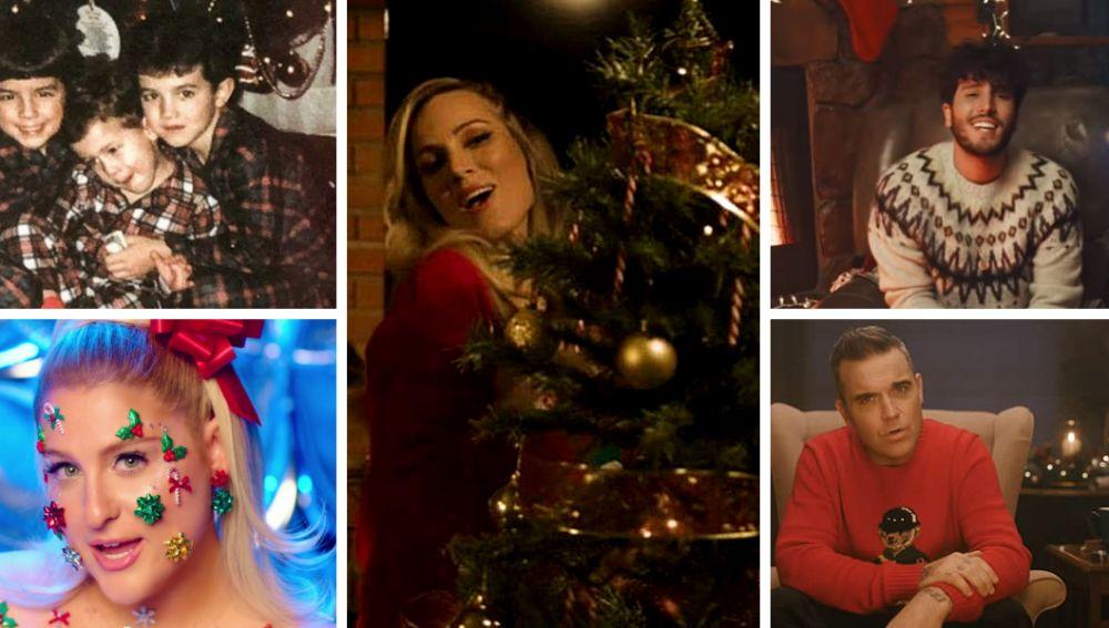 Canciones navideñas 2020