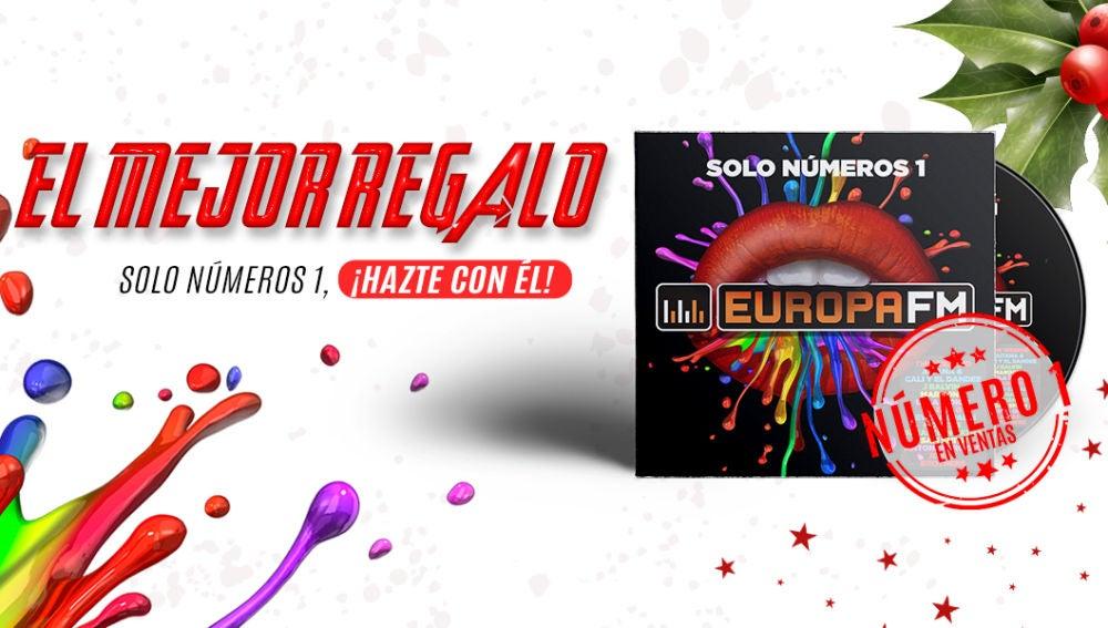El Disco de Europa FM: el mejor regalo