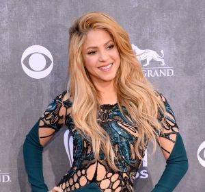 Shakira en una entrega de Premios