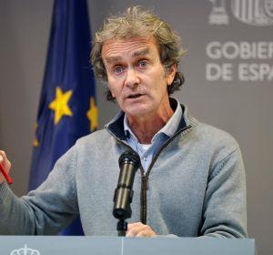Fernando Simón explica la pandemia de coronavirus