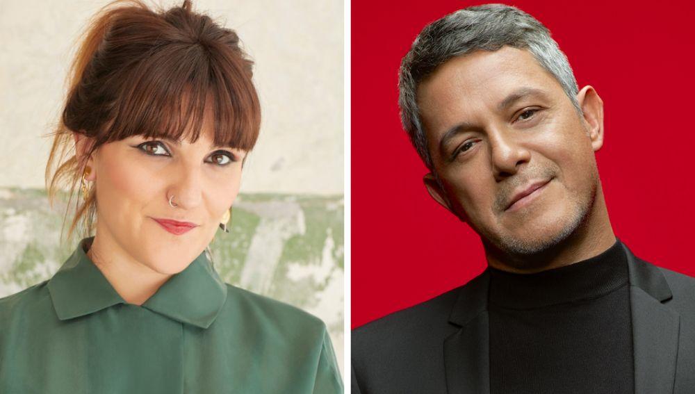 Rozalén y Alejandro Sanz, nominados a los Goya