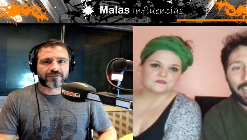 Malas Influencias con Coco Pretel y Laspeich