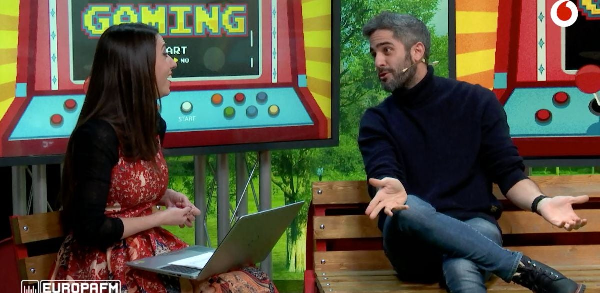 Roberto Leal y Maya Pixelskaya