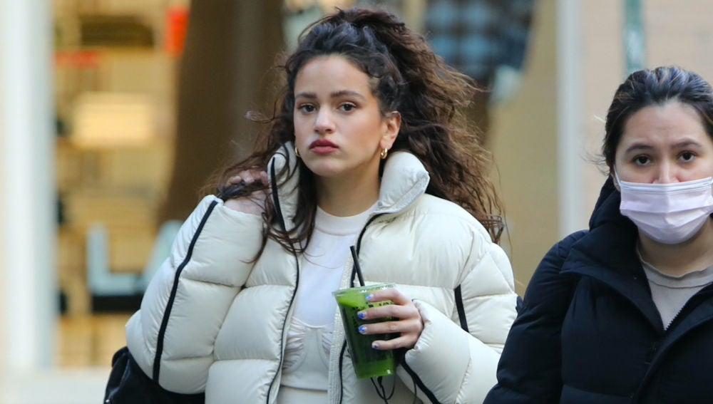 Rosalía en Nueva York