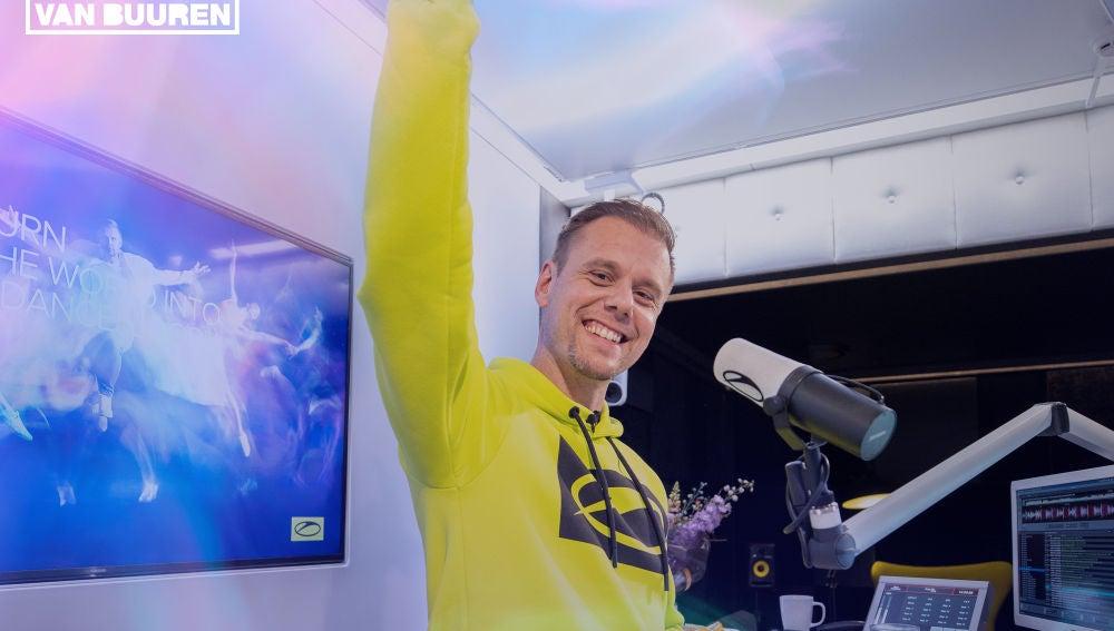 Armin Van Buuren celebra los 1.000 programas de ASOT