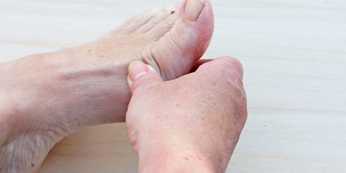Picor en el pie