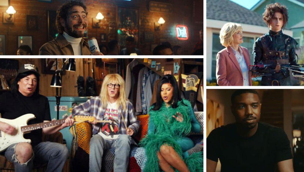 Los mejores anuncios de la Super Bowl 2021: Cardi B, Post Malone, Marvel