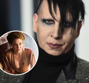 Marilyn Manson, acusado de abusos por la actriz de Juego de Tronos, Esmé Bianco
