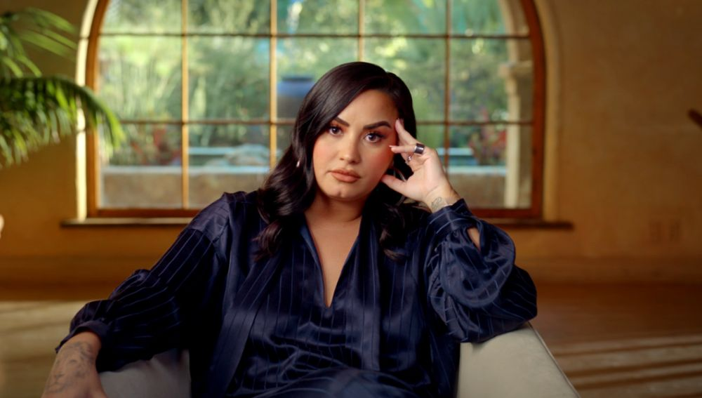 Demi Lovato en 'Dancing With The Devil'