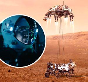 Aterrizaje del Mars 2020 Perseverance