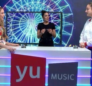 Ana Mena, Lorena Castell y Sandra Delaporte hablan del succionador de clítoris y los vibradores.