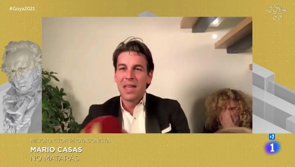 Mario Casas gana el Goya a Mejor Actor Protagonista