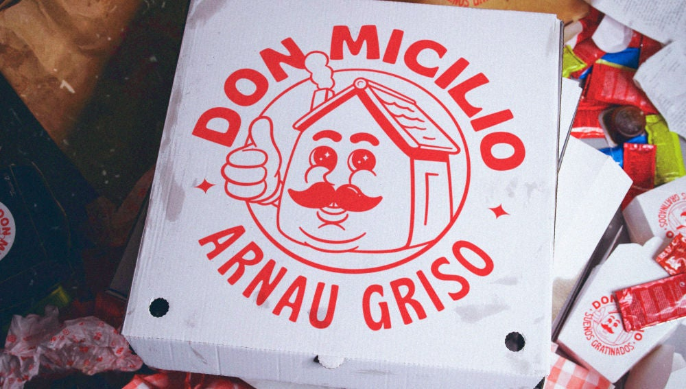 Portada de 'Don Micilio', la nueva canción de Arnau Griso