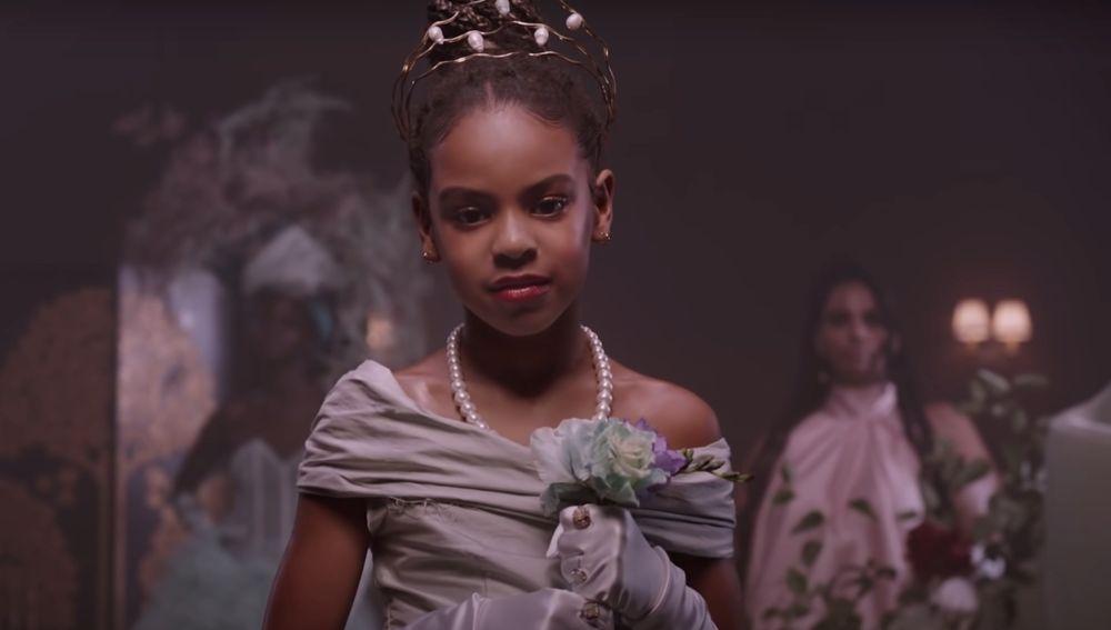Blue Ivy en el vídeo de 'Brown Skin Girl' de Beyoncé